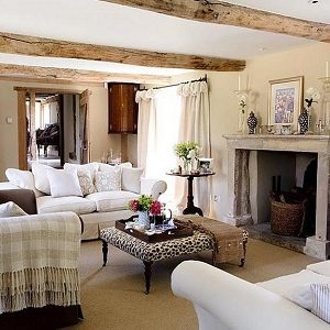 Farmhouse style interior2